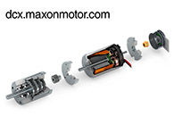 Configurator - motor, gearhead and encoder