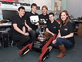 World Rescue Robot Competition –  First for UK team