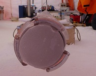 Scientists at British Antarctic Survey (BAS) have been working on discovering how the climate has changed over many thousands of years by drilling holes in one of the most untouched landscapes on the planet