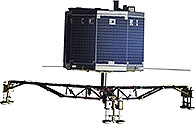 Success! Today, the European space probe Rosetta successfully guided its lander Philae to touch down on the four-kilometer Comet 67P/Churyumov-Gerasimenko, a