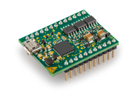 New additional functionality includes RC servo signal (pulse position modulation - PPM) evaluation for speed or current set values, current limiter offset, and the option to predefine analog speed ramps