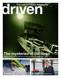 Sophisticated robotic vehicles, autonomous or controlled via cables, are exploring the underwater world in search of scientific data, natural resources, and sunken shipwrecks