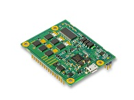 The first product in maxon's new range is the high-performance EPOS4 module with detachable pin headers and two different power ratings