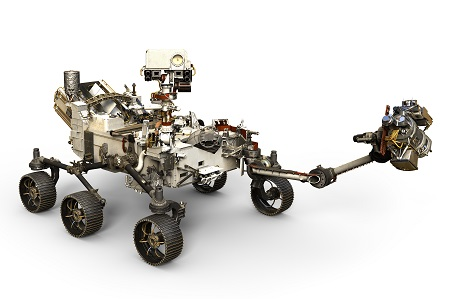 maxon motor is on its way to Mars again for NASA's fifth rover mission