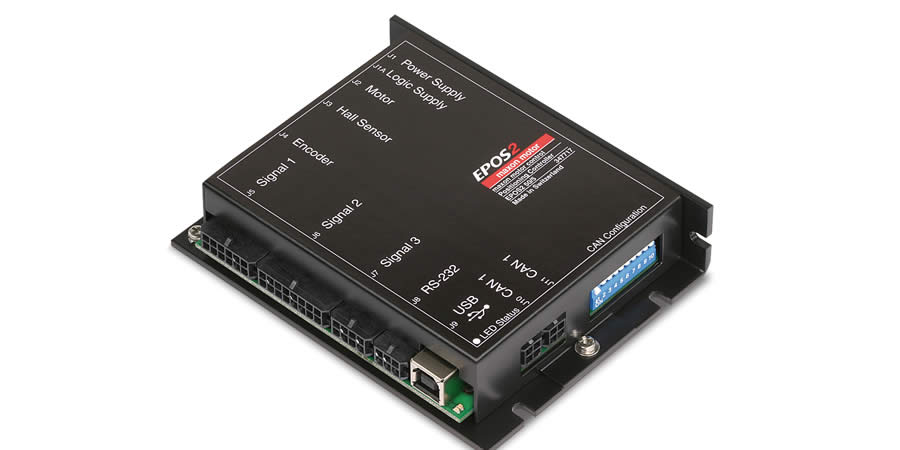 EPOS2 50/5, Digital positioning controller, 5 A, 11 - 50 VDC