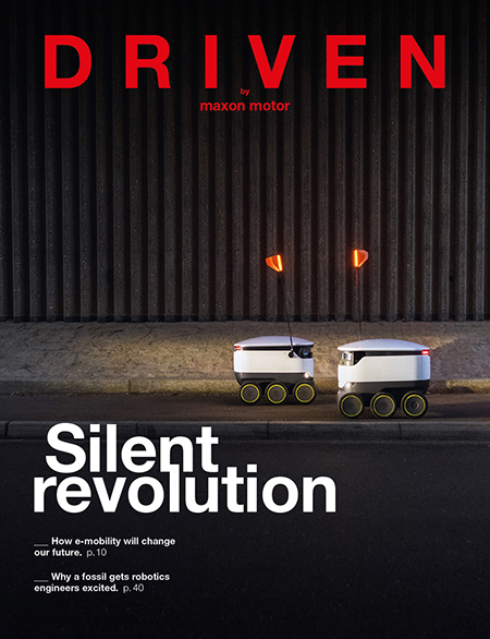 Fifty years ago, who would have thought that a family could go on a road trip in their car without burning a drop of gasoline? Or that even untrained cyclists could tour the mountains? Or that pulling weeds could be a task for robots, not people? These are only three of many examples that show the influence of electric drive systems on our daily lives and our mobility
